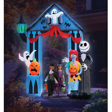 9 ft. Disney Nightmare Before Christmas Archway Portal Halloween Inflatable