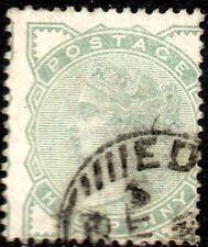 1880 Sg 164 ½d Green with Edinburgh NPB Newspaper Cancel