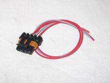 alternator connector pigtail cs130d, ad230, ad237 and ad244 3 wire corvette