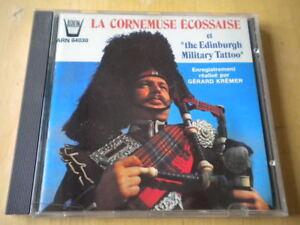 La cornemuse ecossaise et the Edinburgh Military TattooCDbrass military Kremer