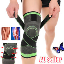 3D Weaving Knee Brace Breathable Sleeve Support for Running Jogging Sports Hot !