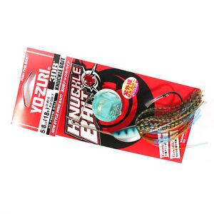 Yo Zuri Duel 3DB Knuckle Bait Spinnerbait 5/8 oz Sinking Lure R1328-BG (2572)