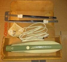Vintage Avocado Green Hamilton Beach Switchblade. Automatic Meat Cutting Knife