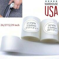 1 Pair Bicycle Bike Tire Liner Anti-Puncture Proof Belt Tyre Protector Tape US