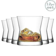 Derin Water / Whisky / Juice Tumbler Drinking Rocks Glasses - x12 - 300ml