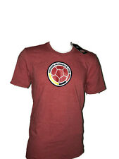 ADIDAS Colombia National Team Crest Men's Go To Performance T-Shirt Sz: XL -016