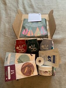 Scentsy Nov Whiff Box All Brand New with Various contents