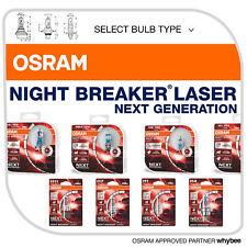 Osram Night Breaker® Laser Next Generation Headlight Bulbs +150% More Brightness