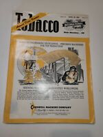 Vintage Tobacco Magazine The international Weekly April 30, 1965