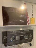 RICHARD THOMPSON DARING ADVENTURES CASSETTE ALBUM FOLK ROCK 1992 REISSUE BGO