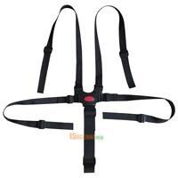 Baby Sicherheitsgurt Schutz Kinderwagen Hochstuhl Haltegurt Seat Belt 5-Punkt