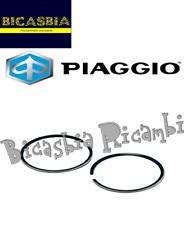 825416 PIAGGIO ORIGINAL SEGMENTOS DE BANDAS PISTÓN CILINDRO DERBI 50 ATLANTIS