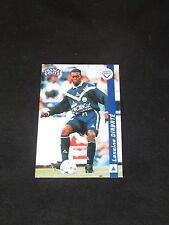 DIABATE  GIRONDINS BORDEAUX Carte football card FRANCE FOOT DS 1998-1999 panini