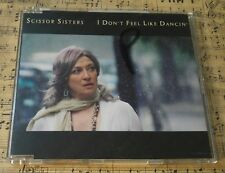 Scissor Sisters - I Don't Feel Like Dancin' RARE CD SINGLE Pre-Owned Excellent