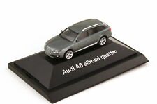 1:87 Audi A6 allroad quattro C6 condorgrau grau grey - Dealer-Edition - herpa