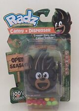 Radz Brand Gone Huntin' Toy Candy Dispenser and Candy Bowser