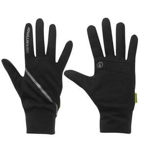Karrimor Running Gloves Mens Liner Sports Touchscreen Thermal Sizes XS/S/M/L/XL
