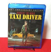 Taxi Driver (Blu-ray Disc,2016, 40th Anniversary Edition) - Brand New - Free S&H
