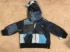 HURLEY HOODIE JACKET SIZE 12 MONTHS NWT