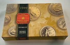 1999 Canadian Specimen Set (703)