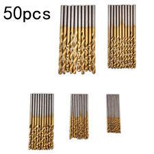 Utensile per punte da trapano in acciaio ad alta velocità rivestito in tita PQ
