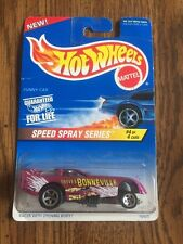 1996 Hot Wheels SPEED SPRAY SERIES FUNNY CAR BONNEVILLE RACER