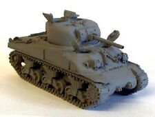 Milicast BA05 1/76 Resin WWII US Sherman M4 Composite (Late Version)
