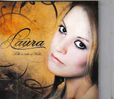 Laura-Talk Or Take A Walk cd single