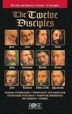 NEW Twelve Disciples pamphlet: The Life and Minsitry of Jesus' 12 Disciples