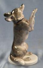 Cane porcellana personaggio ENS personaggio porcellana cani personaggio Schäfer CANE CACCIA CANE ALT