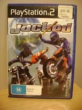 Jacked...PS2 Game