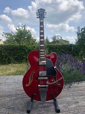 Guitare Ibanez demi caisse AFS75T