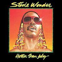 Stevie Wonder - Hotter Than July [CD]