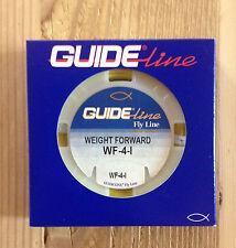 Weight Forward Guide Taper, Intermediate, 85ft Mustard WF-4-I