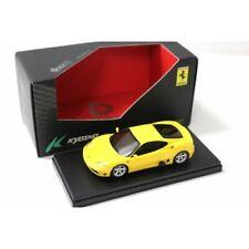 Kyosho dnano Ferrari 360 Modena Yellow Scala 1:43