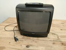 "Vintage PRIME CRT Cube TV Screen Retro ARCADE Gaming Monitor 14"" 50Hz 230V"