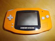 Nintendo Gameboy Advance Console REFURBISHED LIKE NEW Orange + Warranty!!!