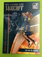 D36 2018-19 Donruss All Clear for Takeoff #2 Victor Oladipo Indiana Pacers