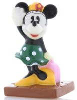 Disney Figurine Figure Chara Party Vol 3 40 Minnie Mouse Old Type (Mickey Mouse)