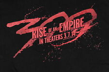 """300 Rise of an Empire"" T-Shirt –Movie Film Crew/Promotional Item –   XL"
