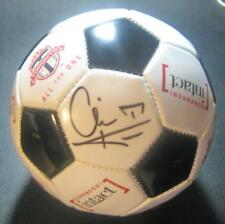 Chris Konopka Toronto FC MLS Soccer Football signed Mini Ball w/COA
