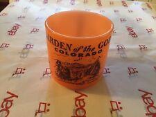 "Colorado ""Garden of the Gods"" souvenir mug"