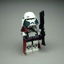 LEGO Star Wars Captain Bacara Trooper  Custom Figure
