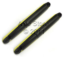 2 New Rear Shocks With Warranty Free Shipping Guarantee Fit
