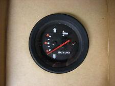 """Suzuki Outboard Parts 2"""" BLACK TRIM GAUGE 34800-93J00"""
