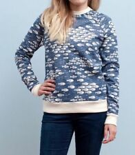 Animal Print Crewneck Machine Washable Jumpers & Cardigans for Women