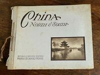 China North & South: a rare 1920 book of Vandyk Photogravures by Donald Mennie