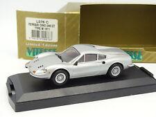 Vitesse 1/43 - Ferrari 246 GT Type M Grise 1971