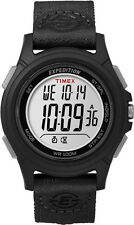 "Timex TW4B09900, Men's ""Expedition"" Digital Nylon Watch, Indiglo, Alarm, Chrono"