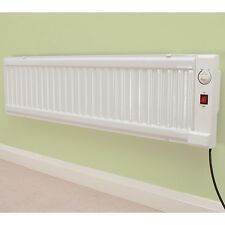 600W Free Standing or Wall Mountable Low Profile Oil Filled Radiator Heater